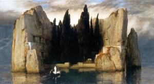 ベックリン『死の島』1883