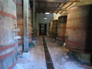 Coelemuコエレムーの築300年と思われるセラー醸造は2004年ころまでされていたらしい。