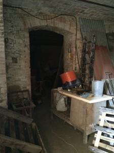 ジャコモ・コンテルノ、旧カンティーナ跡